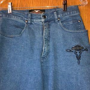 Classic Harley Davidson jeans